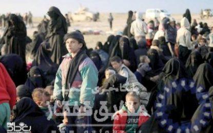 تحویل ۸۲ کودک داعشی از سوی عراق به جمهوری آذربایجان