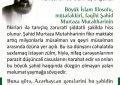 برگزاری «دهه مطهری» در جمهوری آذربایجان