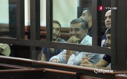 محکومیت وزیر دفاع اسبق گرجستان به پنج سال زندان