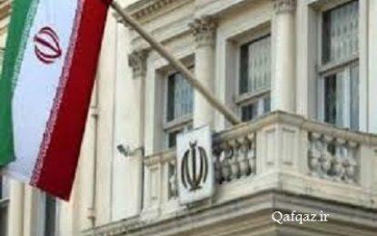تکذیب ادعای ارسال هرگونه کالا به منطقه اشغالی قره باغ از سوی سفارت ایران در باکو