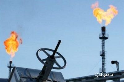 افزایش استخراج گاز طبیعی در دریای خزر از سوی جمهوری آذربایجان