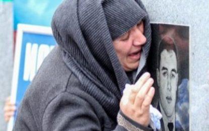 مادر شهید «مبارز ابراهیم اف» : من به شهادت فرزندم افتخار می کنم