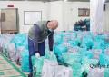 اهدای بسته های غذایی به نیازمندان از سوی نیکوکاران آذری / گزارش