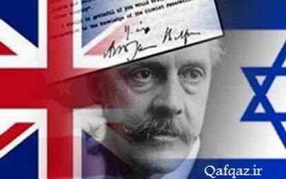توصیه تحریک آمیز و نفاق افکنانه روزنامه نگار انگلیسی؛ افتتاح سفارت جمهوری آذربایجان در فلسطین اشغالی