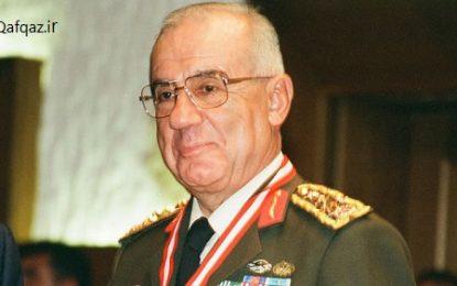 درگذشت رئیس اسبق ستاد کل نیروهای مسلح ترکیه