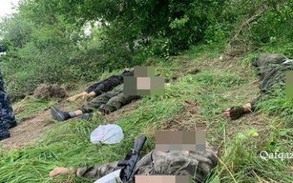 کشته شدن 6 داعشی در داغستان روسیه