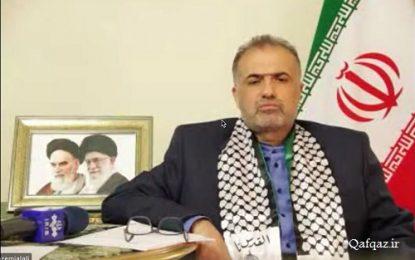 سفیر ایران در مسکو: تنها راه مبارزه با رژیم صهیونیستی مقاومت است