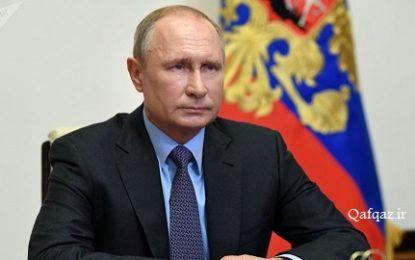 پیام تبریک پوتین به مناسبت عید فطر