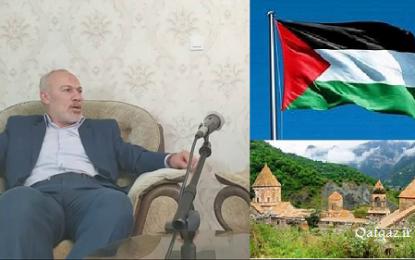 نماینده جنبش جهاد اسلامی فلسطین: قدس و قره باغ هر دو سرزمین های اسلامی هستند و باید آزاد شوند