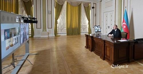 علی اف خواستار سرمایه گذاری بانک توسعه آسیا در بازسازی راه آهن جمهوری آذربایجان شد