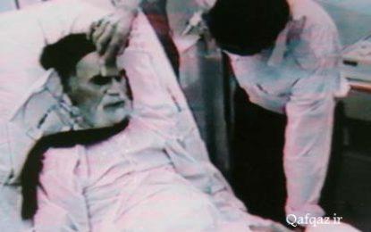 به بهانه ی سالروز عروج ملکوتی رهبر کبیر انقلاب اسلامی
