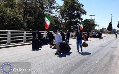 بازگشت 45 طلبه آذری مشغول به تحصیل در ایران به کشورشان