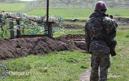 آغاز تمرینات نظامی ارمنستان در مناطق اشغالی آذربایجان