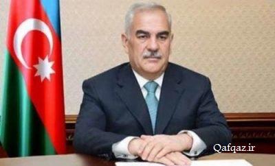 رئیس مجلس عالی نخجوان انتخاب قالیباف را به عنوان رئیس مجلس تبریک گفت