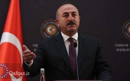 نامه ترکیه به سازمان ملل در مورد رژیم صهیونیستی