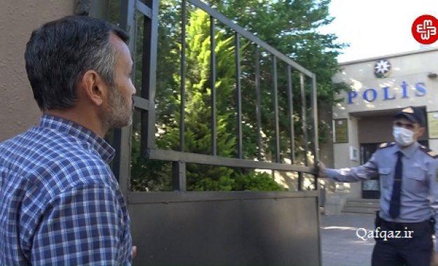 بازداشت شماری از دانشجویان درخواست کننده لغو امتحانات پایان ترم از سوی پلیس باکو