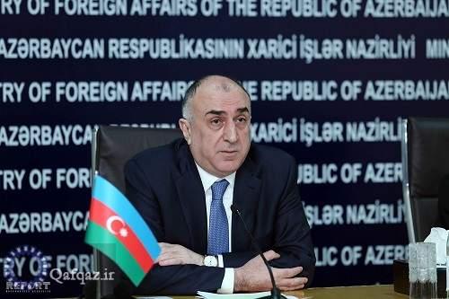 المار محمدیاراف: جمهوری آذربایجان با احساسات مردم فلسطین کاملا شریک است