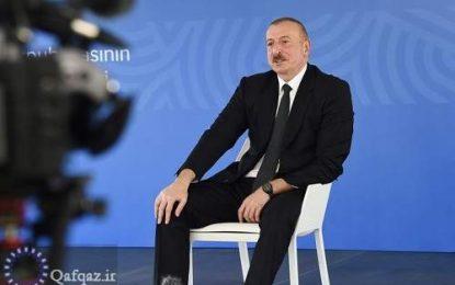 انتقاد رییس جمهور آذربایجان از فعالیت گروه میانجی مینسک برای حل مناقشه قره باغ