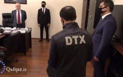 بازداشت چند تن از مقامات وزارت خارجه جمهوری آذربایجان به اتهام اختلاس