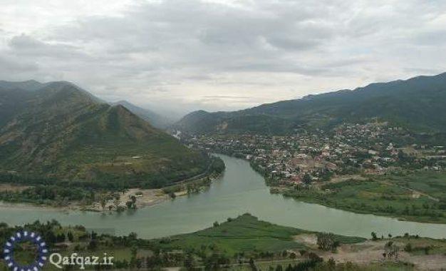 جلوگیری از ورود آب رودخانه «کورا» به دریای خزر و مشکلات شهروندان جمهوری آذربایجان