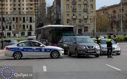 تمدید محدودیت ها در ۱۴ شهر جمهوری آذربایجان