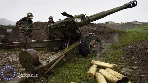 زخمی شدن دو نظامی ارمنستان در درگیری با نظامیان جمهوری آذربایجان