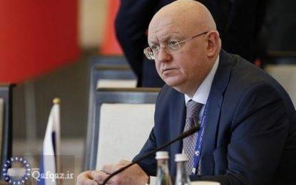 نماینده دائم روسیه در سازمان ملل: آمریکا هرگز در تمدید تحریم تسلیحاتی ایران موفق نمی شود