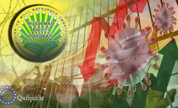 قرنطینه شدن دو عضو «جنبش اتحاد مسلمانان جمهوری آذربایجان» در زندان
