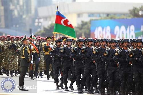 ثبت نام 50 هزار نفری  برای جنگ با ارمنستان