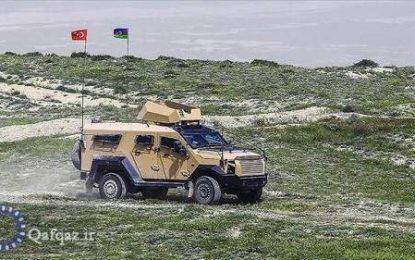 برگزاری رزمایش مشترک ترکیه و جمهوری آذربایجان