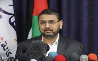 بررسی «طرح الحاق رژیم صهیونیستی» از سوی سخنگوی جنبش حماس