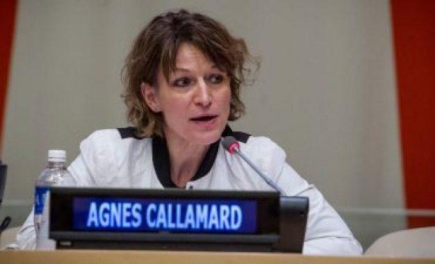 گزارشگر ویژه حقوق بشر سازمان ملل ترور سردار سپهبد قاسم سلیمانی را خلاف قوانین بین المللی خواند