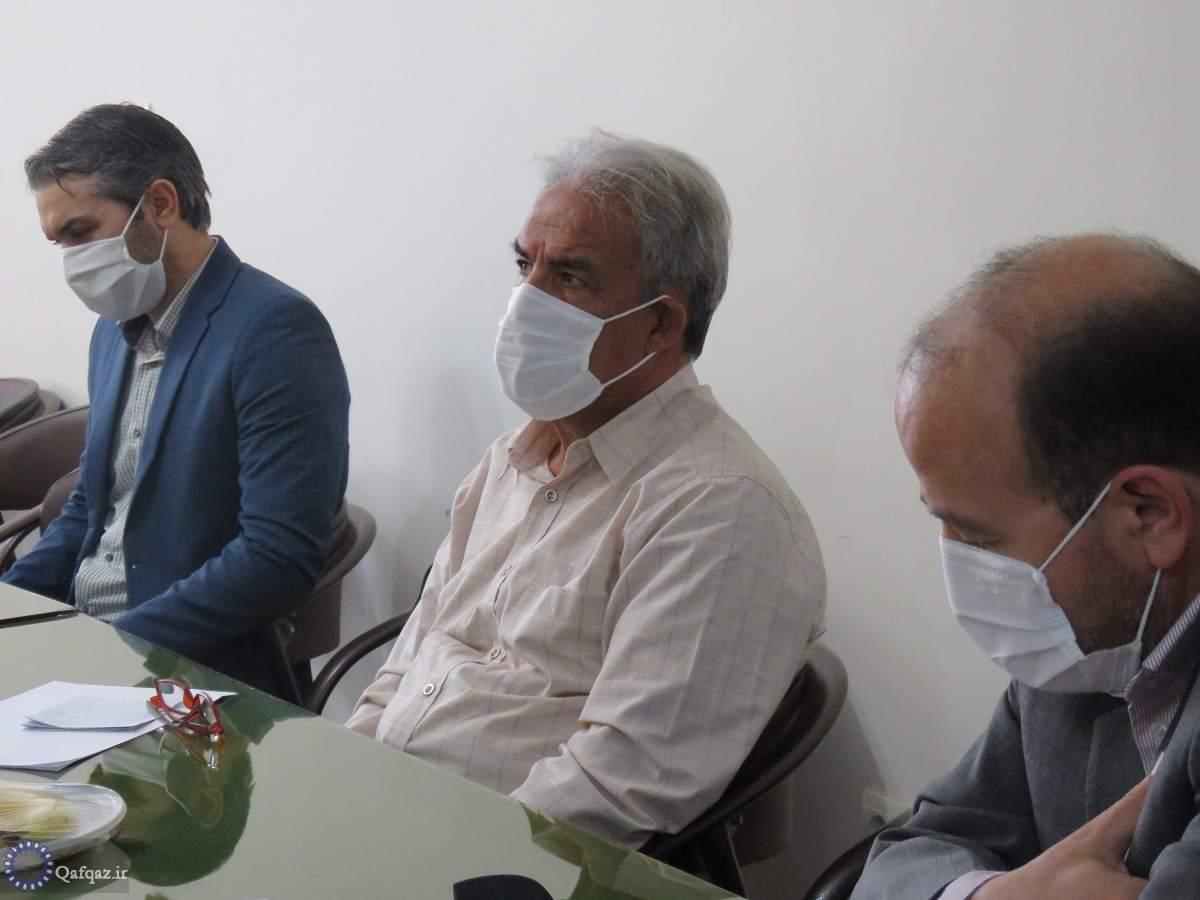 دکتر امیراحمدیان: جمهوری اسلامی ایران پیشنهادات خود را برای مسیرهای جایگزین انتقال انرژی به طرف آذری ارایه نماید