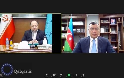 تاکید وزرای کار ایران و جمهوری آذربایجان بر توسعه همکاریهای دوجانبه