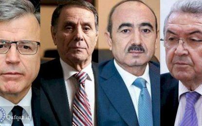 تغییرات اساسی در هیات مدیره و شورای سیاسی حزب حاکم آذربایجان