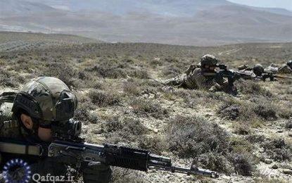 مشارکت نیروهای ویژه در رزمایش مشترک ترکیه و جمهوری آذربایجان