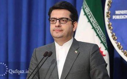 ورود سفیر جدید ایران به باکو