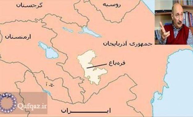 زرتشت علیزاده کارشناس آذربایجانی: نیروهای ویژه ایران در جنگ علیه ارمنستان، از جمله در پس گرفتن منطقه هورادیز شرکت کردند