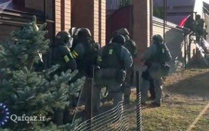عملیات ضد تروریستی در اینگوشتیای روسیه با دو کشته