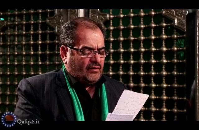 مداحی کربلائی سید محمد عاملی/ محرم 1399