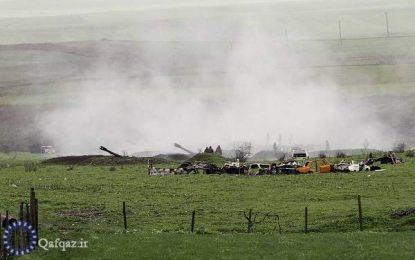 روسیه خواستار توقف درگیری بین ارمنستان و جمهوری آذربایحان شد