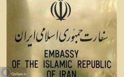 تکذیب ادعای انتقال تجهیزات نظامی روسیه از طریق ایران به ارمنستان
