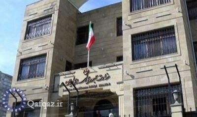 محکومیت حمله موشکی به شهر برده جمهوری آذربایجان از سوی سفارت ایران در باکو