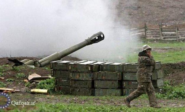 اعلام حکومت نظامی در منطقه قره باغ اشغالی