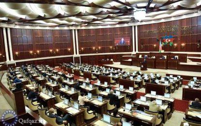 موافقت مجلس ملی جمهوری آذربایجان با اجرای حکومت نظامی سراسری