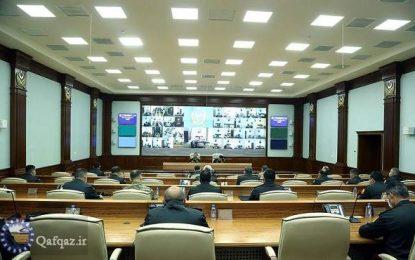 احتمال درگیری نیروهای نظامی جمهوری آذربایجان و ارمنستان در ماه های نوامبر و دسامبر