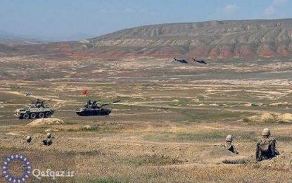 تدارک ترکیه و آذربایجان برای رزمایشی دیگر درنخجوان