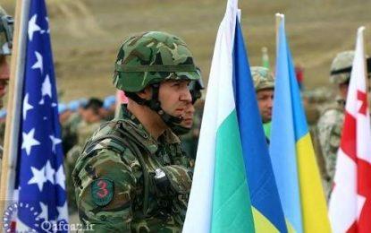آغاز تمرینات نظامی ناتو در گرجستان