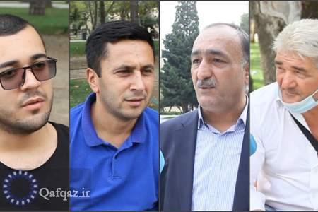 تبلیغات براینصب مجسمه فرمانده نیروهای اشغال کننده باکو