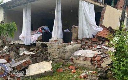 زمین لرزه 5/1 ریشتری در ترکیه